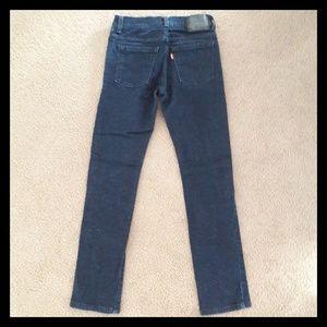 🤹♀️ Levis 510 Super Skinny Indigo Jeans